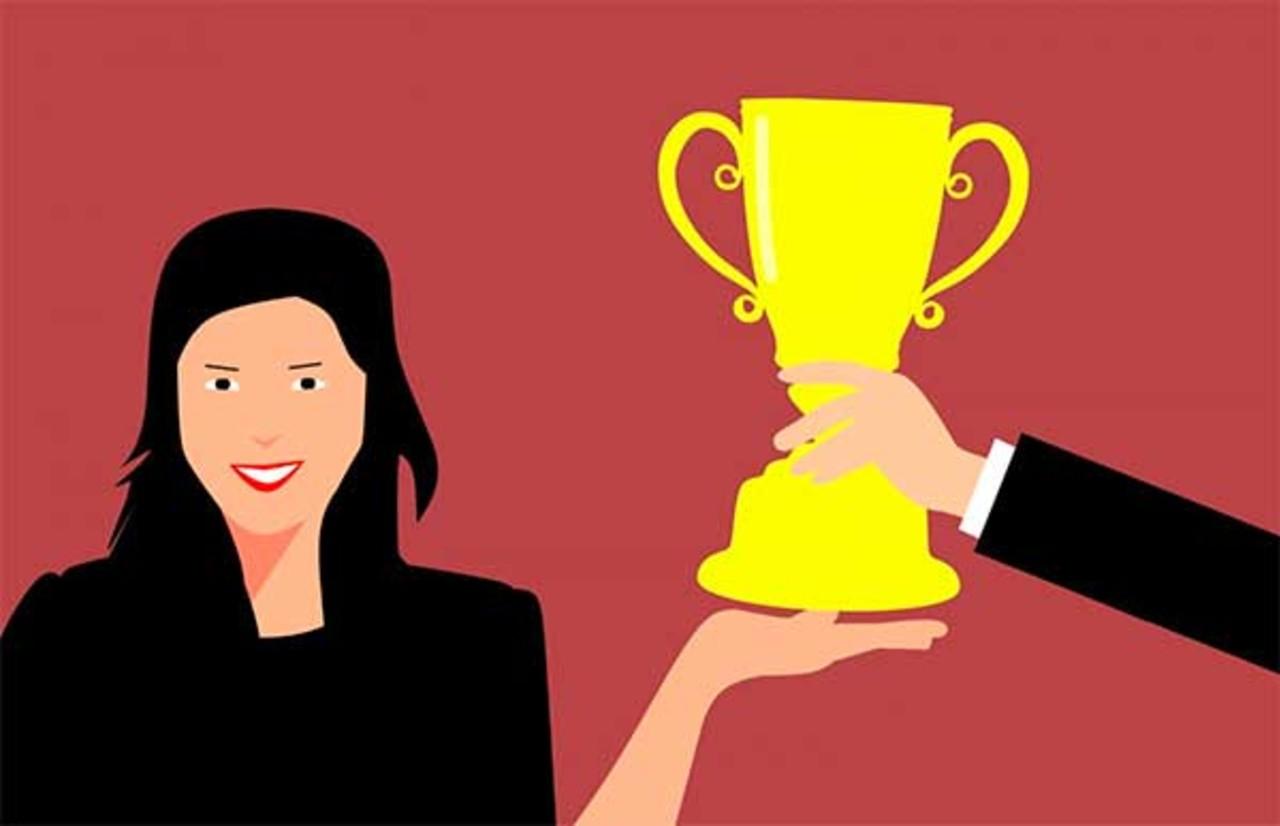 Anerkjennelse og belønning
